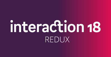 Mai 2018 – Interaction 18 : REDUX