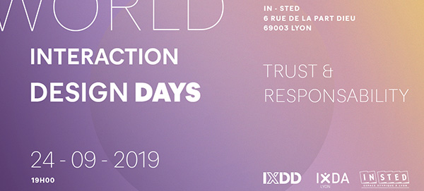 Septembre 2019 – World Interaction Design Day